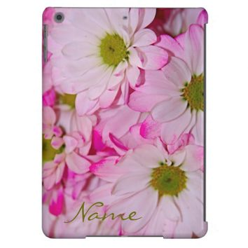 Dyed Pink Daisies iPad Air Case