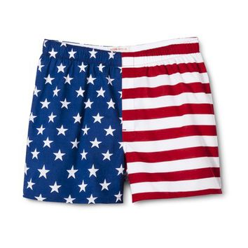 Mossimo Supply Co. Menx27s Flag Print Boxers