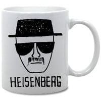 Breaking Bad Heisenberg Handmade Coffee Mug
