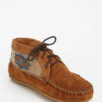 Minnetonka El Paso Geo-Panel Ankle Boot - Urban Outfitters