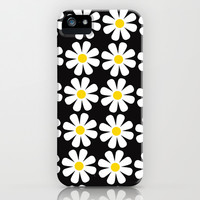 Daisy iPhone & iPod Case by Sara Eshak