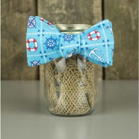 The Nautical Bow Tie