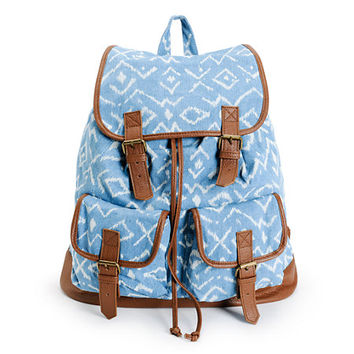 Empyre Serene Denim Backpack