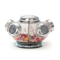 Vintage Revolving Candy Jar - Event Decor
