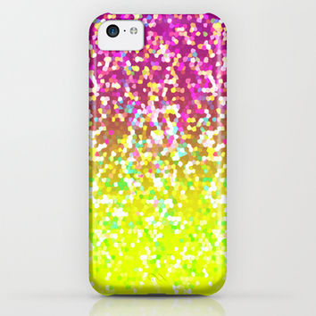 Glitter Graphic G224 iPhone & iPod Case by MedusArt | Society6