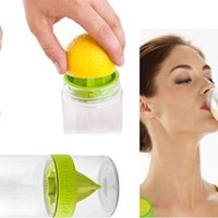 Infuse with Citrus Water Bottles
