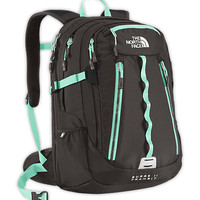 The North Face Equipment Backpacks Women's Backpacks WOMEN'S SURGE II TRANSIT BACKPACK