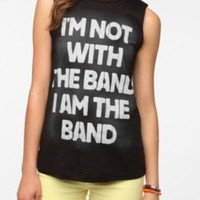 Urban Outfitters - I am the band t-shirt