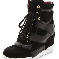 Marc by Marc Jacobs Standard Supply Wedge Sneakers | SHOPBOP
