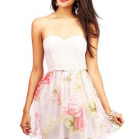 Whimsical Garden Dress | Dresses at Pink Ice