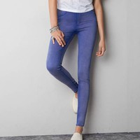 Sky High Jegging (Blue)
