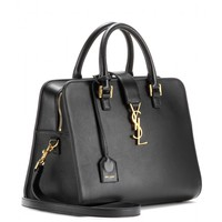 Cabas Small Monogramme leather tote