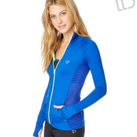 Live Love Dream Womens LLD Shadow Stripe Track Jacket -