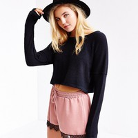 ANAMA Cropped Sweater - Urban Outfitters