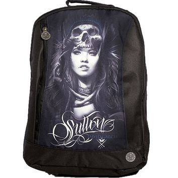 "Studio ""Natural Beauty"" Backpack by Sullen Clothing (Black)"