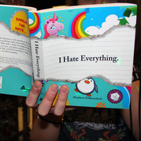 Fancy - I Hate Everything By Matthew DiBenedetti
