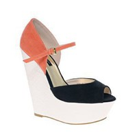 River Island | River Island Platform Wedges at ASOS
