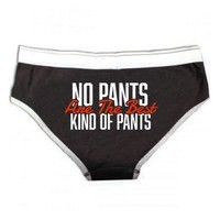 Women's No Pants Underwear