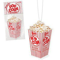 Buttered Popcorn Air Freshener - Archie McPhee & Co.