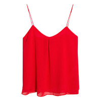 Buy Mango Double Layer Top | John Lewis