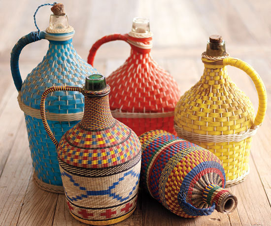 Vintage Wine Jugs - NapaStyle