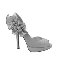 Nina Neva | Royal Silver Royal Satin Womens