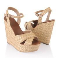Woven Wedge Sandals | FOREVER21 - 2000040185