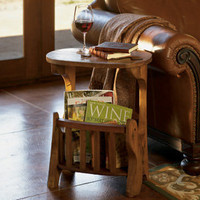 Reader-Ready Side Table - NapaStyle