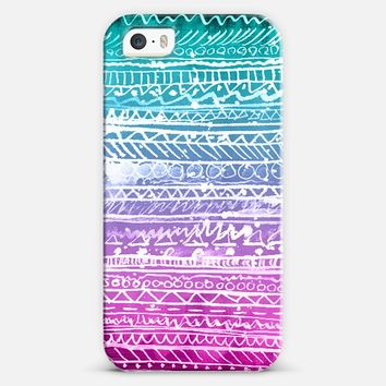Pastel Ombre Aztec iPhone 5s case by Organic Saturation | Casetify