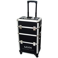 4 TIER MAKEUP ARTIST TRAIN CASE | NYX Cosmetics