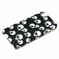 Cool Skull Head Pattern Hard Case Cover for Apple iPhone 4 4S - $1.43 : freegiftbox!, online shopping wholesale for electronics,iphone ipad accessories, comsumer electronics and accessories, game accessories and fashion apperal