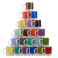 Heal's | Pantone Mugs by Whitbread Wilkinson > Mugs > Tea & Coffee > Kitchen