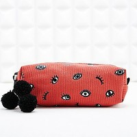 Red Eye Pencil Case - Urban Outfitters