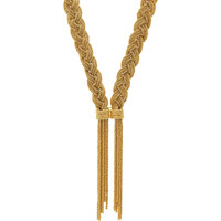 Gold Miki Necklace