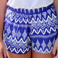 Gentle Spirit Shorts