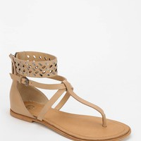 Joe's Jeans Effie Ankle-Wrap Thong Sandal-