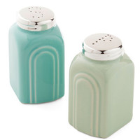 One Hundred 80 Degrees 50s Pastel Me the Recipe Shaker Set
