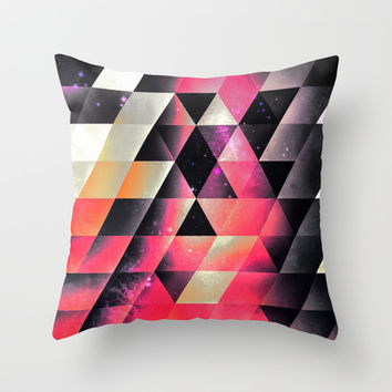 fyrlyrne fyyrth Throw Pillow by Spires | Society6