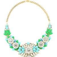 Tale Of Two Cities Statement Necklace