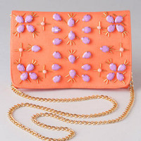 MIMI JEWELED CROSSBODY