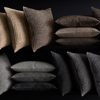 Suede Pillow Collection