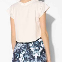 Finders Keepers One Step Ahead Mini Skirt - Urban Outfitters