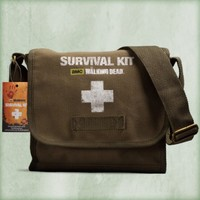 The Walking Dead One Person Survival Kit