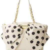 Betsey Johnson Bownanza Bag
