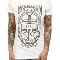 Awolnation Sail Girls T-Shirt Plus Size
