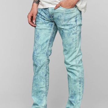 Levix27s 511 Graphic Bleach Skinny Jean  Urban Outfitters