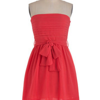 Ultra Marina Dress in Coral | ModCloth.com