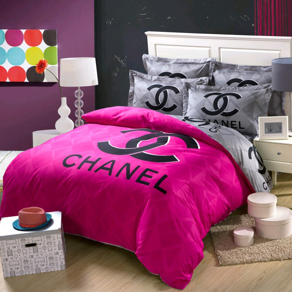 Chanel Bedding From Lovely Decor Com