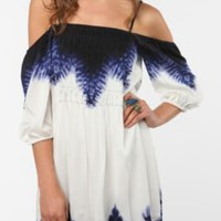 Ecote Breezy Off The Shoulder Dress