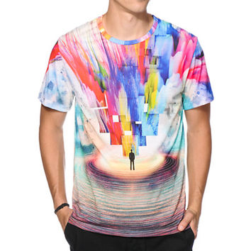 Imaginary Foundation Immersion Sublimated Tee Shirt
